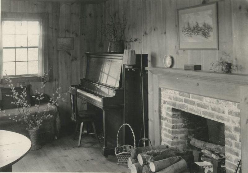Inside Fort Juniper
