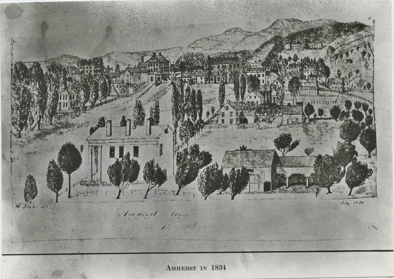 Amherst in 1834