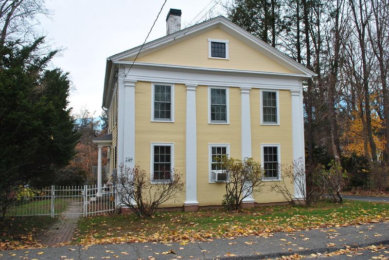 Helen Hunt Jackson's House