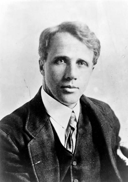 Robert Frost between 1910 and 1920