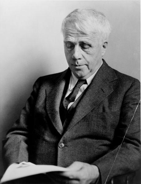 Robert Frost in 1941