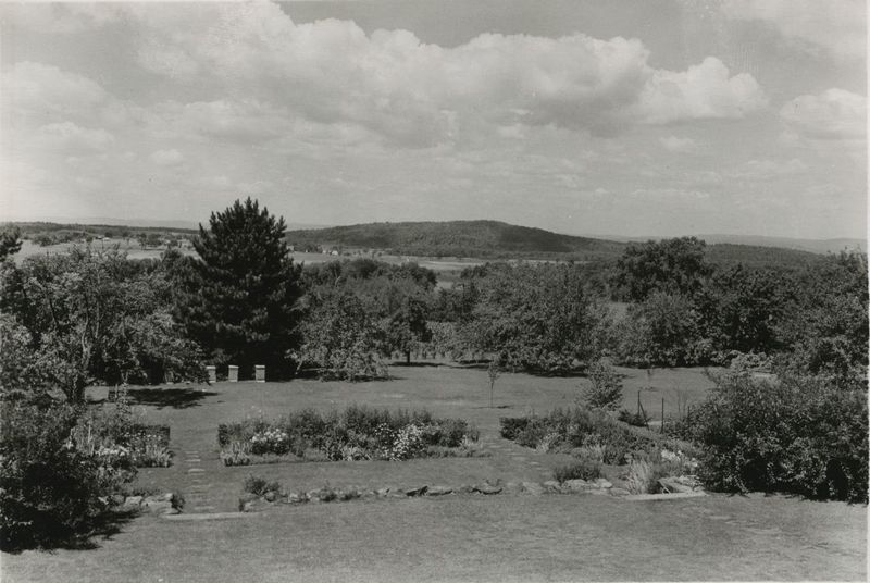 Ray Stannard Baker's Garden